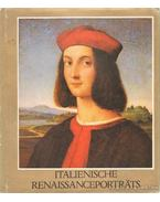 Italienische renaissanceporträts - Garas Klára