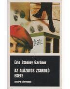 Az alázatos zsaroló esete - Gardner, Erle Stanley