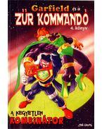 Garfield és a Zűr Kommandó 4. könyv