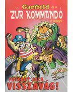 Garfield és a Zűr Kommandó 2. könyv