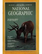 National Geographic 1981 November - Garrett, Wilbur E.