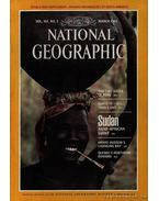 National Geographic 1982 March - Garrett, Wilbur E.