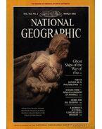 National Geographic 1983 March - Garrett, Wilbur E.