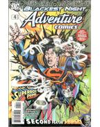 Adventure Comics No. 4/Adventure Comics No. 507 (Variant cover) - Gates, Sterling, Ordway, Jerry, Geoff Johns