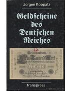 Geldscheine des Deutschen Reiches