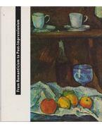 From Romanticism to Post-Impressionism - Genthon István