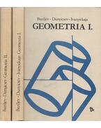 Geometria I-II.