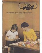 Geometriai oktató játékkönyv