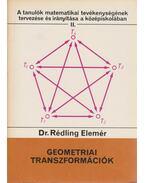 Geometriai transzformációk