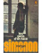 Les gens d'en face - Georges Simenon