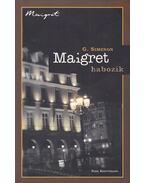 Maigret habozik - Georges Simenon