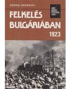 Felkelés Bulgáriában 1923 - Georgiev, Georgi