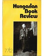 Hungarian Book Review Vol. XIX. No. 2 - Gera György