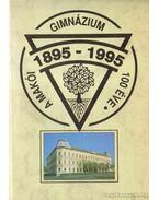 A Makói Gimnázium 100 éve 1885-1995 - Gera Tibor