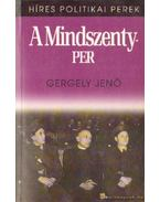 A Mindszenty-per - Gergely Jenő