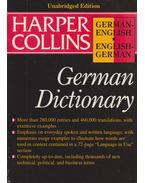German-English, English-German Dctionary