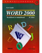 Word 2000 II. - Gerő Judit