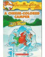 A Cheese-Colored Camper - Geronimo Stilton