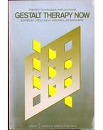 Gestalt Therapy Now