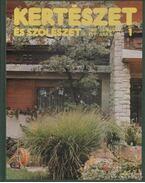 Kertészet és szőlészet 1982. január-június (31. évf.) - Gévay János