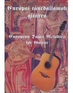 Európai táncdallamok gitárra