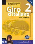 Giro d'italiano 2. Olasz munkafüzet