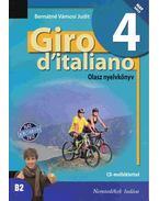 Giro d'italiano 4. Olasz nyelvkönyv CD-melléklettel
