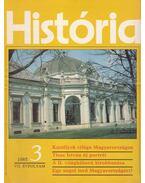 História 1985/3 - Glatz Ferenc