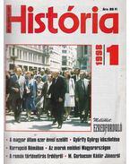História 1998/1 - Glatz Ferenc