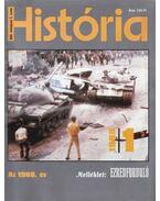 História 1999/1 - Glatz Ferenc