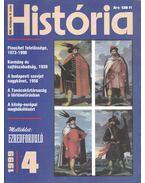 História 1999/4 - Glatz Ferenc