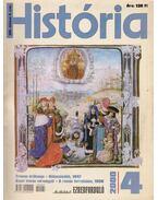 História 2000/4 - Glatz Ferenc