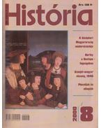 História 2000/8 - Glatz Ferenc