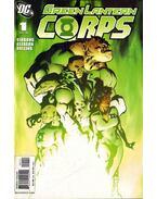 Green Lantern Corps 1.
