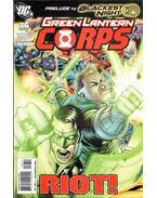 Green Lantern Corps 36.