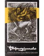 Walpurgisnacht - Goethe