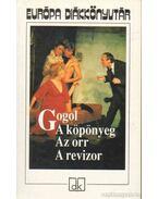 A köpönyeg / Az orr / A revizor - Gogol, Nyikolaj Vaszilijevics