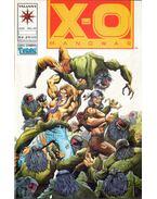 X-O Manowar Vol. 1. No. 29 - González, Jorge, Levins, Rik
