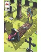 X-O Manowar Vol. 1. No. 32 - González, Jorge, Levins, Rik