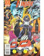 Ninjak Vol. 1. No. 22 - González, Jorge, Ross, Luke