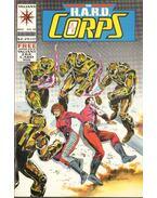 The H.A.R.D. Corps Vol. 1. No. 18. - González, Jorge
