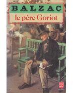 La pére Goriot