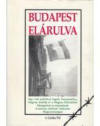 Budapest elárulva - Gorka Pál