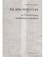 Görög nyelvtan az Újszövetség tanulmányozásához
