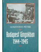 Budapest lángokban 1944-1945 - Gosztonyi Péter