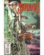 Gotham City Sirens 12.