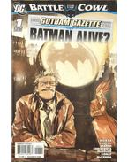 Gotham Gazette: Batman Alive? 1.
