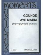 Ave Maria (gordonka és zongora)