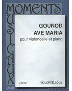 Ave Maria (gordonka és zongora) - Gounod, Charles