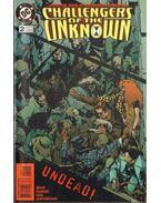 Challengers of the Unknown 2. - Grant, Steve, Leon, John Paul